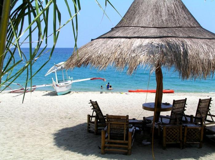 Laiya Beach, San Juan - Batangas