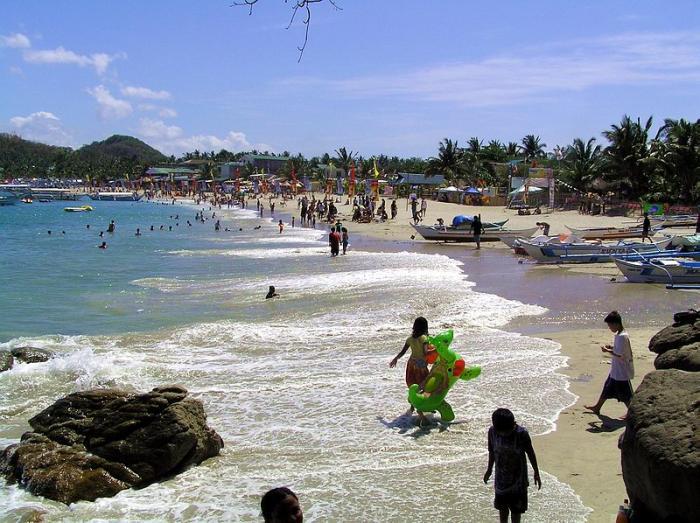 Puerto Galera White Beach